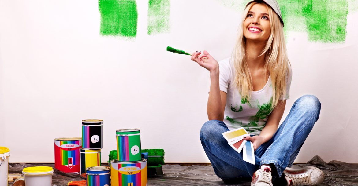 What you might not know is that interior painting