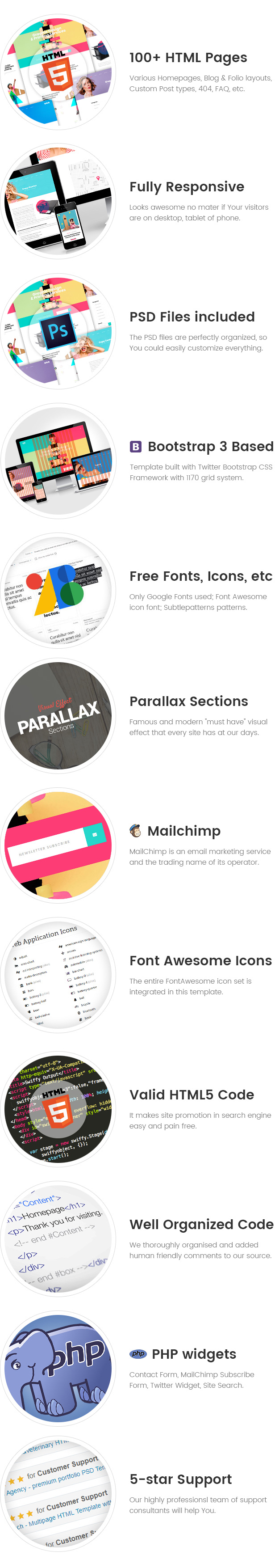 ColorWay - Printing Services HTML Template