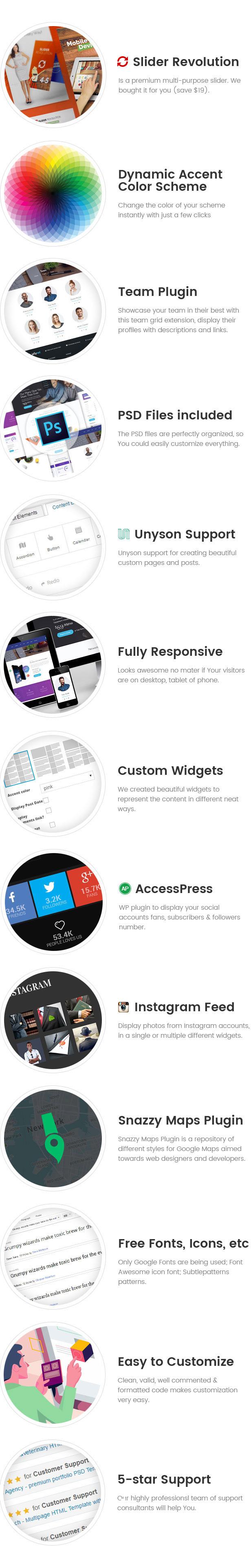 JelyCo - ISP & Telecom WordPress Theme