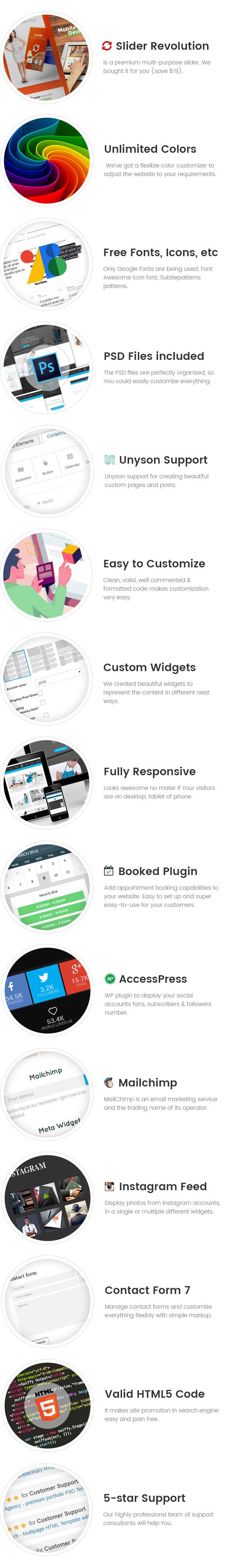PrettyPress - House Cleaning Service WordPress Theme