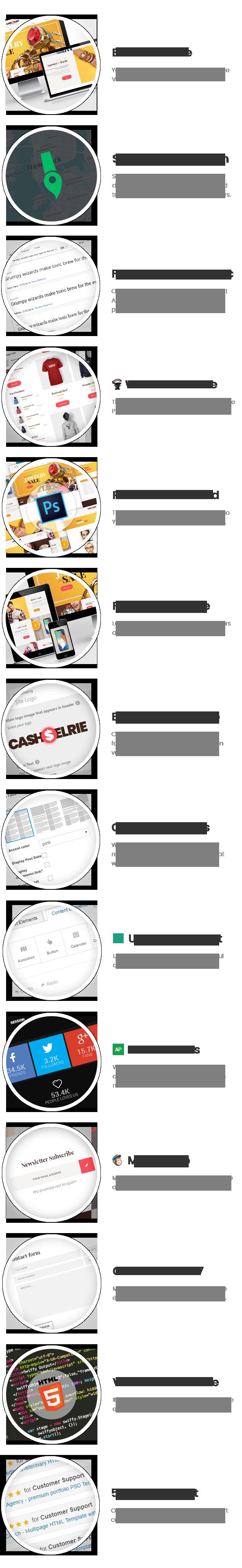 Cashelrie - Pawn Shop WordPress Theme