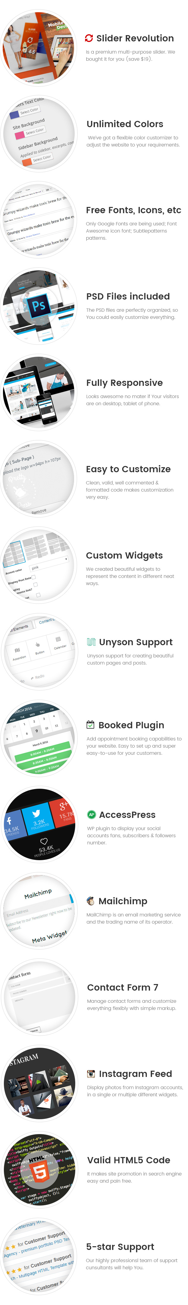 PrettyPress - Cleaning Service WordPress Theme
