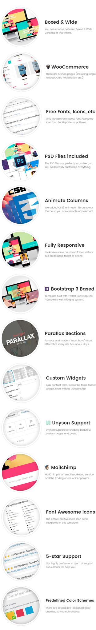 ColorLab - Printing Services WordPress Theme