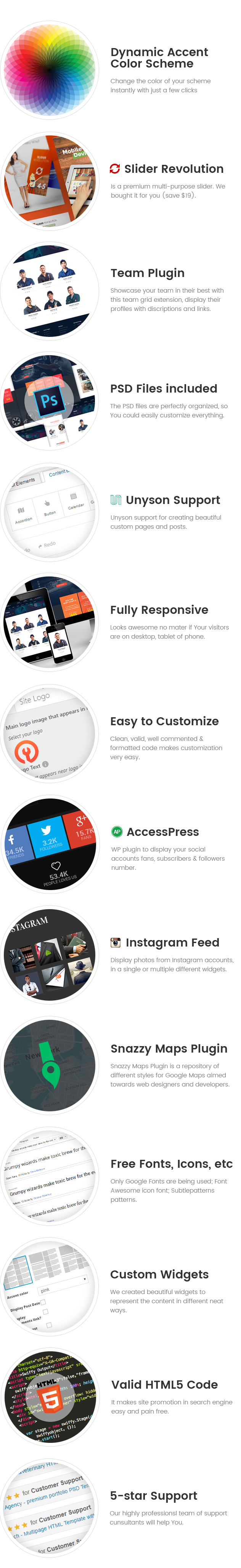 EnginX – Auto Service WordPress Theme